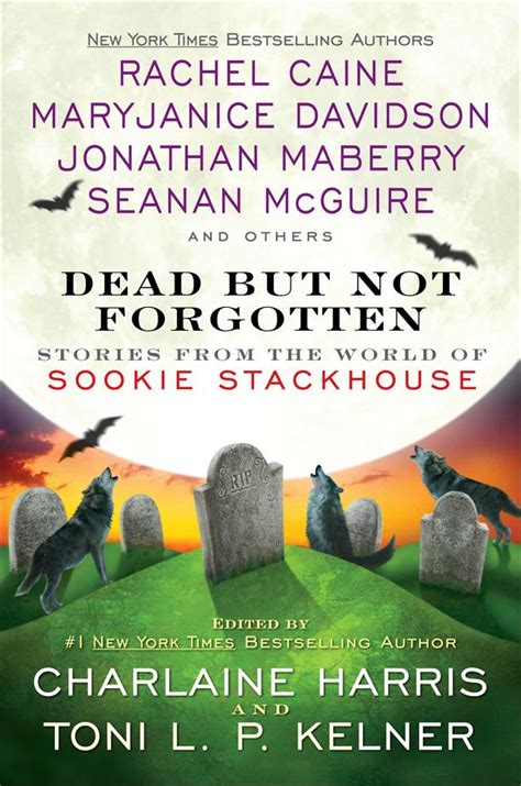 Charlaine Harris Dead And Version Book dead but not forgotten new charlaine harris anthology