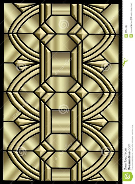 deco design metallic deco design stock images image 8054444