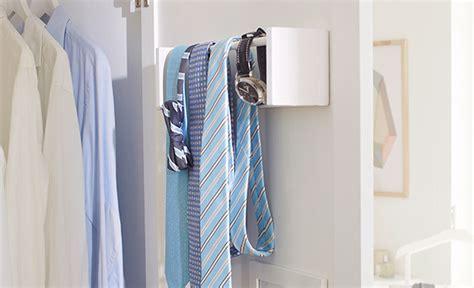 krawattenhalter schrank heimwerken tipps zum selberbauen f 252 r haus und garten