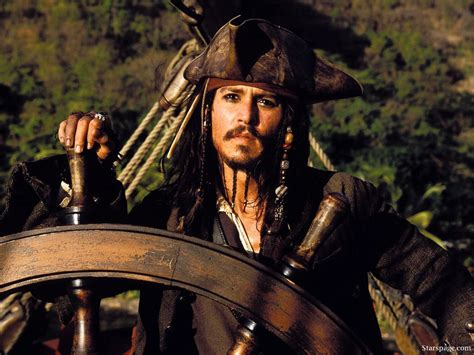 oh captain my captain johnny depp as jack sparrow filmhash list our five favorite film pirates filmhash