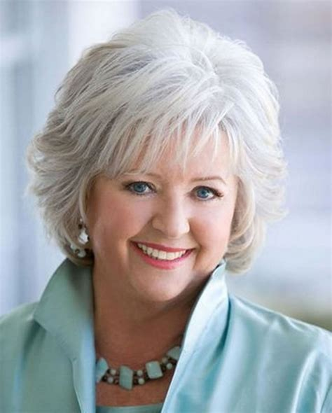 hairstyles for 50 short gray hairstyles for older women over 50 gray hair