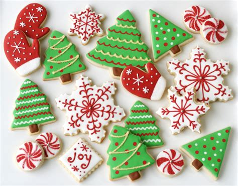 christmas cookies galore glorious treats