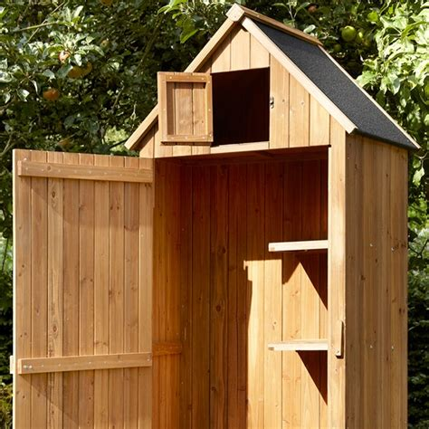 hut tool shed in finish ebay