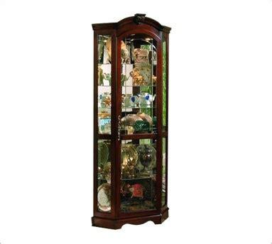 Corner cabinets   Corner Curio Cabinets & China Cabinets