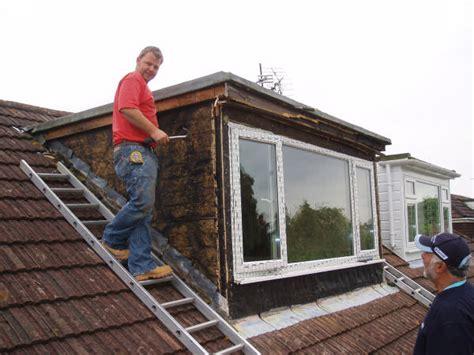 Big Dormer Windows Fascia Soffits Gutters