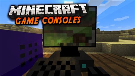 game mod in minecraft minecraft games console mod xbox playstation more