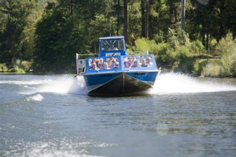 jet boat grants pass lunch is served picture of hellgate jetboat excursions