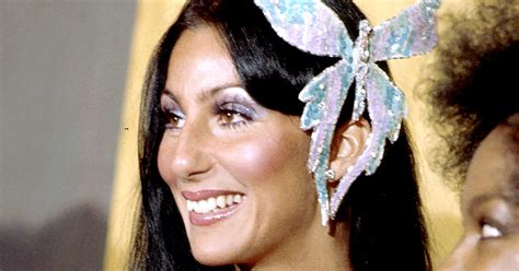 bã cher cher 1974 top 10 most outrageous grammy looks of
