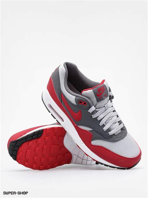 sneakers air max nike sneakers air max 1 essential wolf grey