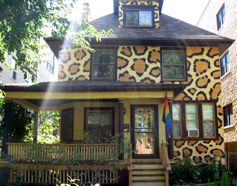 house prints leopard print house ikandy