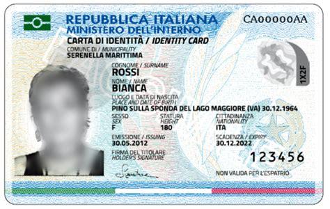 carta di soggiorno italiana dove si trova il numero della carta d identit 224 elettronica