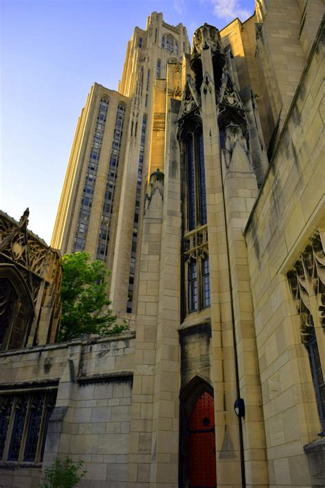 university  pittsburgh cathedral  learning