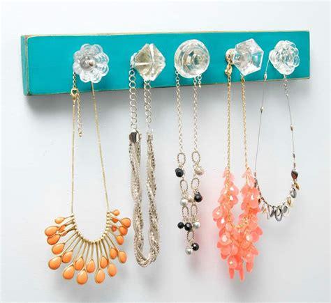 Handmade Necklace Holder - handmade necklace holder gift idea 20