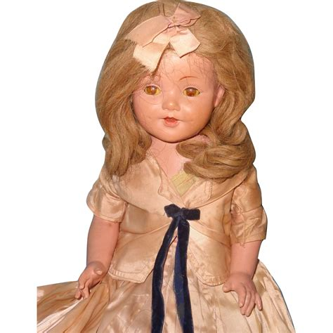 large composition doll beautiful large 26 quot composition doll from