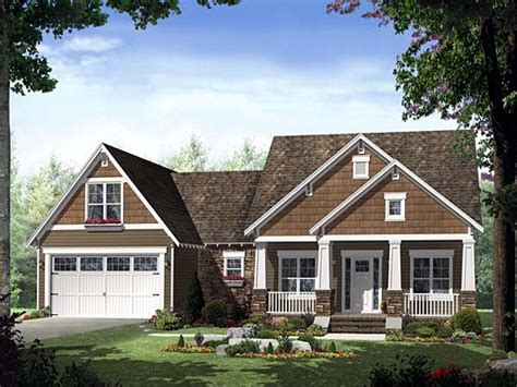 Craftsmen Home Plans by Single Story Craftsman House Plans Home Style Craftsman