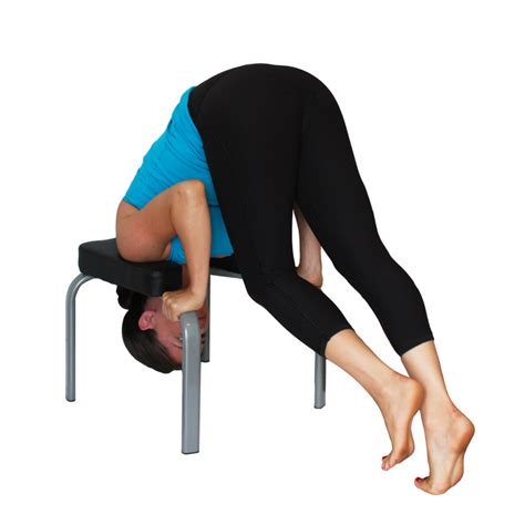 yoga headstand bench yoga headstand bench for neck cervical spine traction