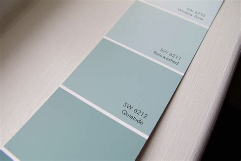sherwin williams blue gray color