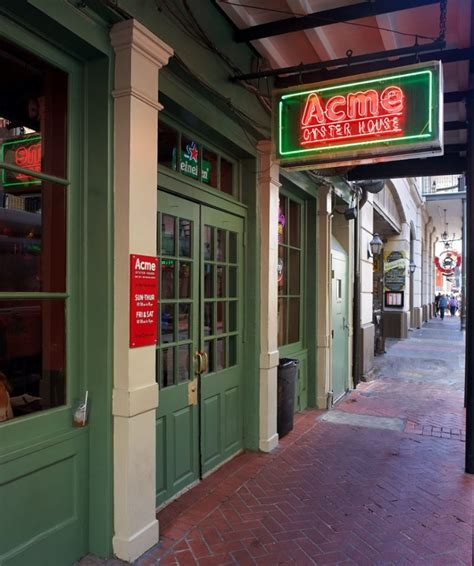 acme oyster house french quarter where to eat lunch in the french quarter