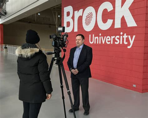 Goodman School Of Business Mba Fees by Brock Media For Friday Feb 9 The Brock News