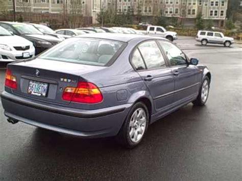 2003 Bmw 325xi by 2003 Bmw 3 Series 325xi Awd Tonkin Pre Owned