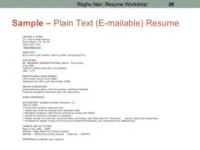 text resume resume text exles text text resume format make resume