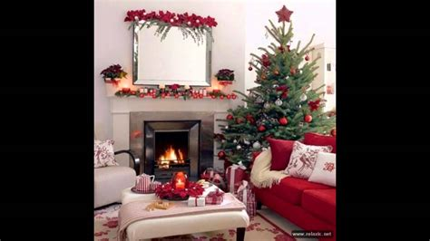 how to decorate your home at christmas at home christmas party decorating ideas youtube