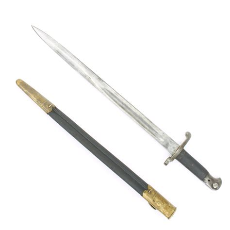 henry bayonet original british henry rifle mki sword bayonet