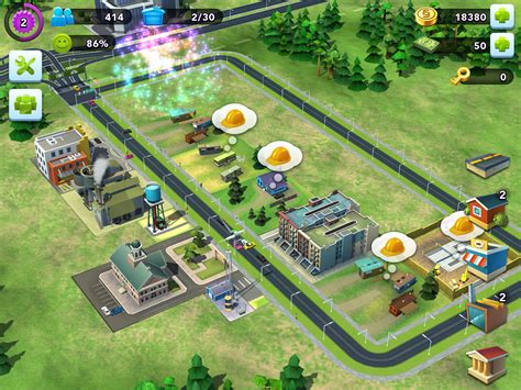 simcity android image gallery simcity android