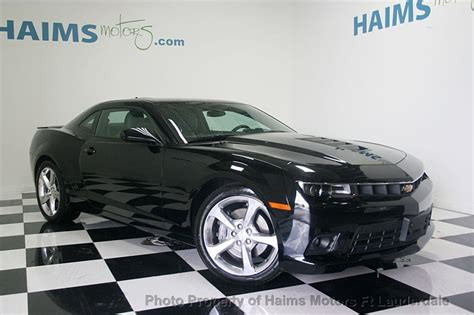 2014 ss camaro price 2014 used chevrolet camaro 2dr coupe ss w 2ss at haims
