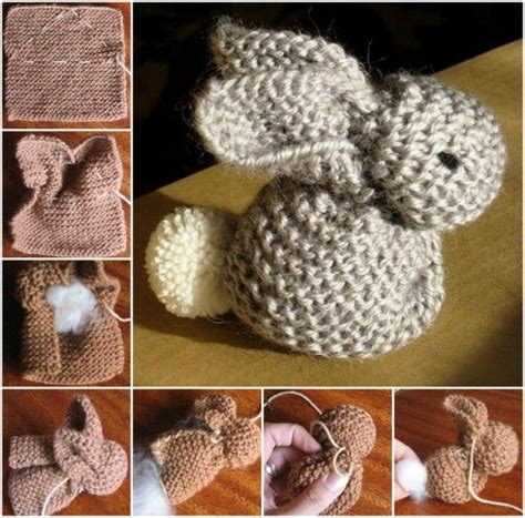 how to knit a easter how to knit an easter bunny pictures photos and images