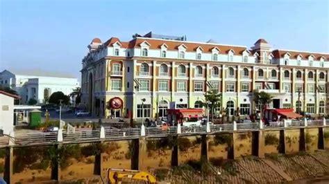 Phnom Penh Today by Beautiful City Phnom Penh Travel Tour Visit