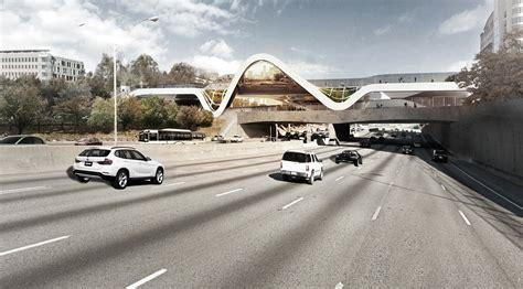 design contest opens to overhaul atlanta bridges vote for your favorite atlanta bridgescape proposal