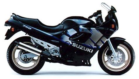 1993 Suzuki Katana 750 Suzuki Models 1993 Page 1