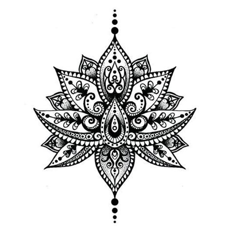 best 25 mandala tattoo ideas on pinterest lotus mandala
