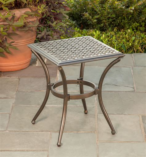 Agio Patio Table Manhattan Agio International