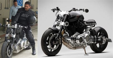 hellcat x132 dhoni top indian cricketers and their favourite rides cricket