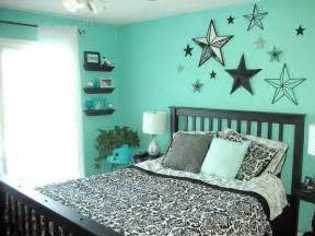 Teal And Black Bedroom Mint Black And White Teen Room Love The Wall Accents That