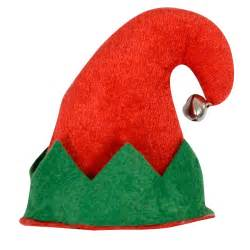 red green mini elf hat christmas xmas festive hair clip with jingle bell new ebay