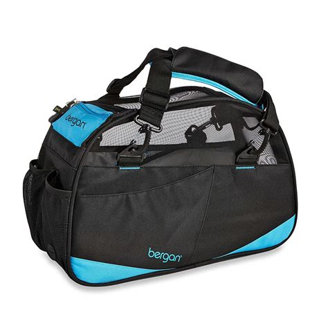 Your Escape From The Boring Black Carrier by Voyager Comfort Pet Carrier From Bergan Black With Same
