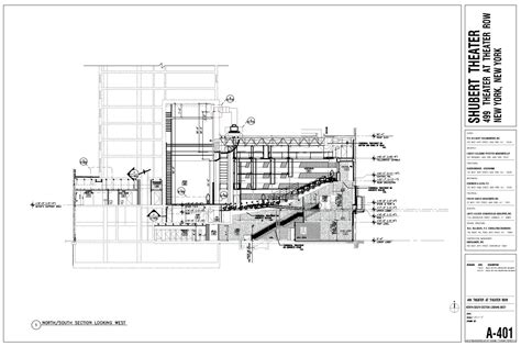 section 42 lease stage 42 shubert organization