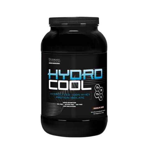 Whey Protein Isolate Ultimate ultimate hydrocool hydrolyzed 100 whey protein isolate 1