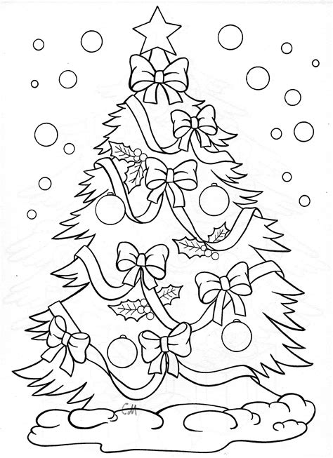 arbol de navidad dibujos para colorear dibujos1001 com 225 rbol navidad mandalas pinterest navidad 193 rbol