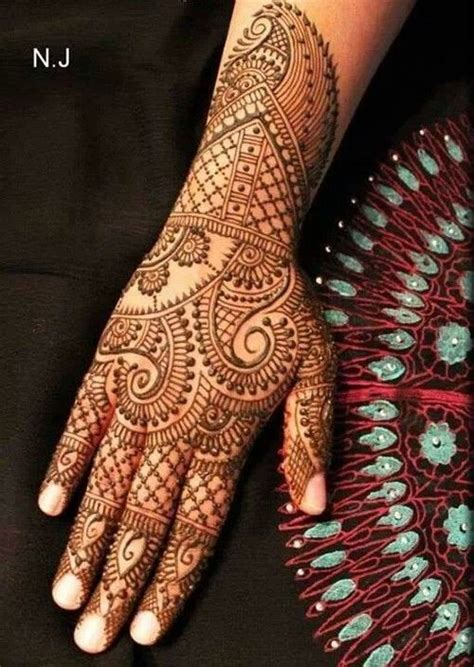 25 beautiful and easy bridal mehndi design inspiration for the 25 best full hand mehndi designs ideas on pinterest