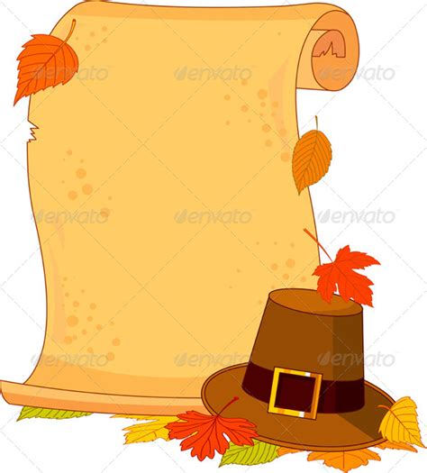 thanksgiving scroll dazdraperma graphicriver