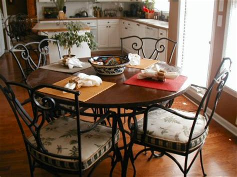 Wrought Iron Kitchen Sets by Frontera Iron Birmingham Hoover Alabama Forged Wrought