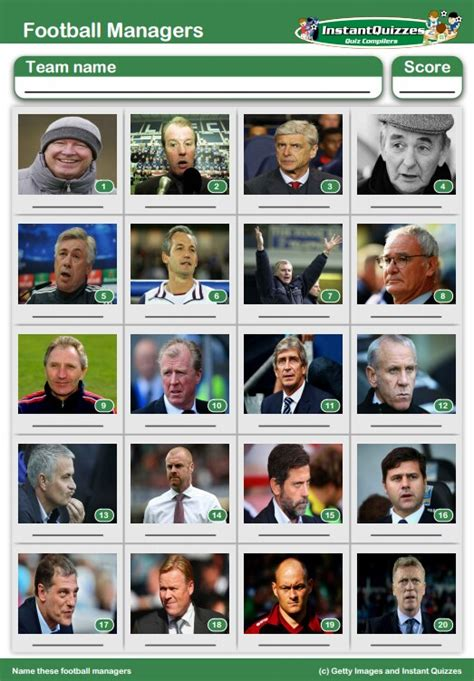 printable quiz picture rounds this week s new picture quizzes name the football manager
