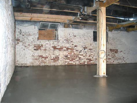 leveling a basement floor sump 039 n leveling a concrete basement floor vendermicasa