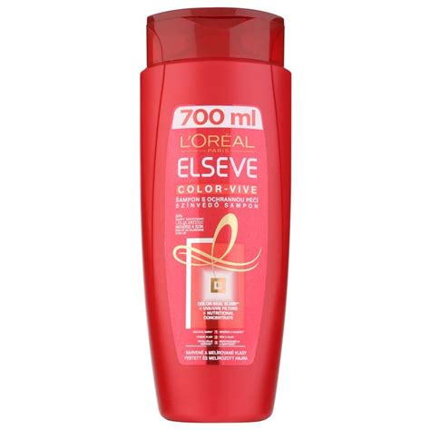 Loreal Elseve l or 201 al elseve color vive shoo for colored hair
