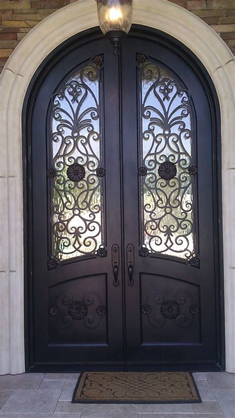 Wrought Iron Exterior Door 301 Moved Permanently