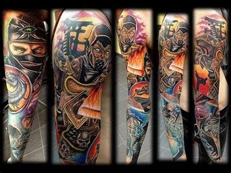 sick sleeve tattoo designs ideas for arm products
